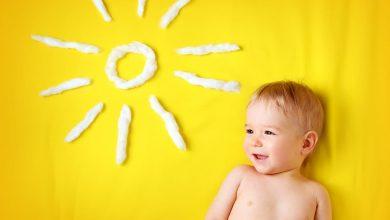 مقدار مصرف ویتامین D در کودکان