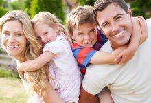 والدین شاد فرزند شاد