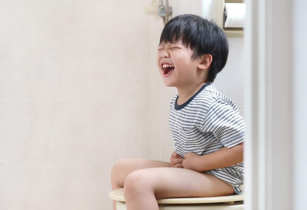 علل یبوست در کودکان و درمان